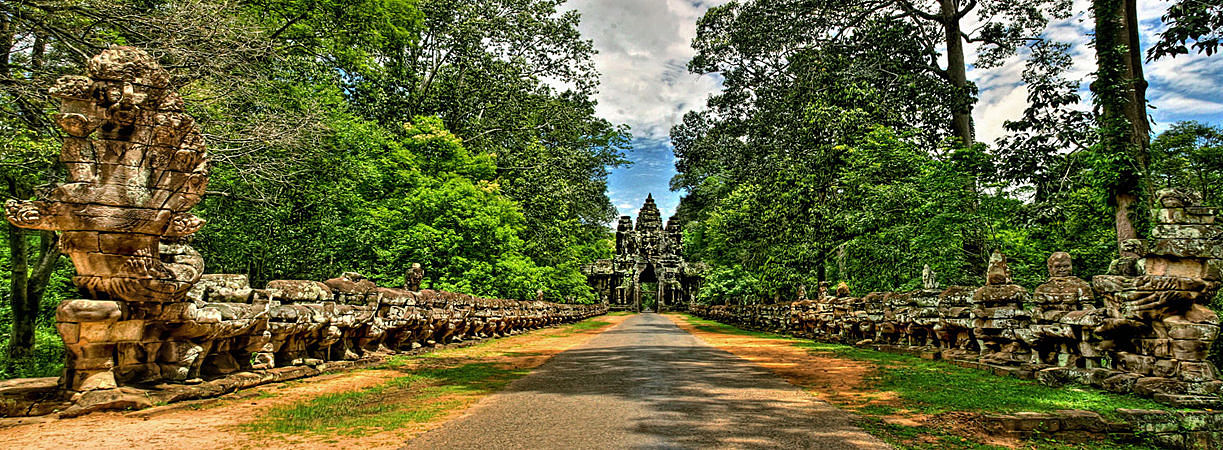 Best time to Visit Cambodia