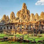 Angkor Wat Heritage Site at Cambodia, Cambodia tours