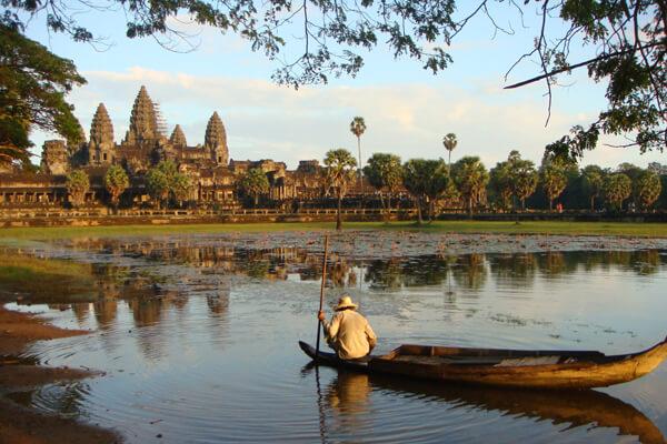 Angkor Wat Temple, Cambodia tour