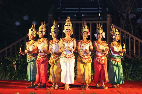 Apsara Performance in Siem Reap, Cambodia vacations Apsara Performance in Siem Reap, Cambodia vacations