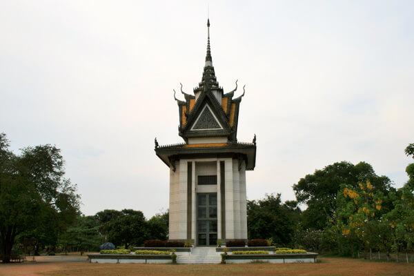 Beoung Cheoung Ek Memorial Museum, Cambodia Tours