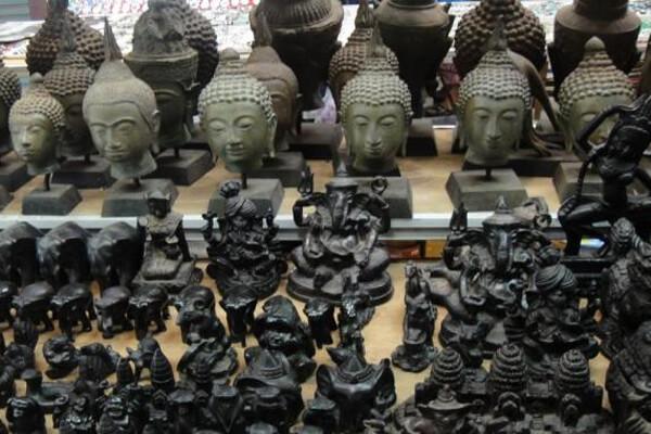 Bronze art and handicraft in Cambodia