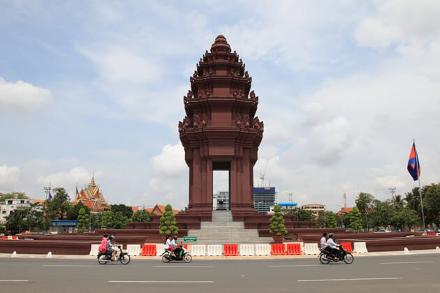 Cambodia Independent Monument, Cambodia packages