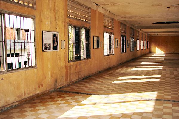 Toul Sleng Genocide Museum, Phnom Penh