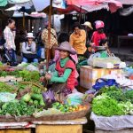 Local market in Siem Reap, Sieam Reap local tours