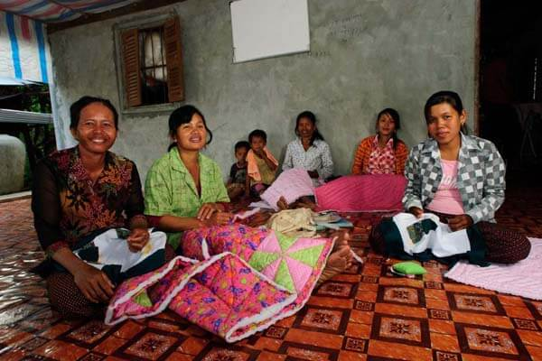 Mekong Quilts, Best Cambodia tours