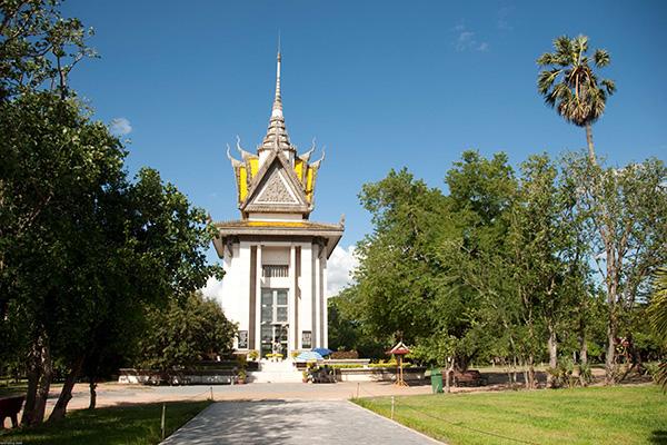 Choeung Ek Killing Fields, Phnom Penh