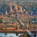 Angkor Wat, Tour to Cambodia