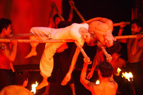 Phare cambodia circus, Tour to Cambodia