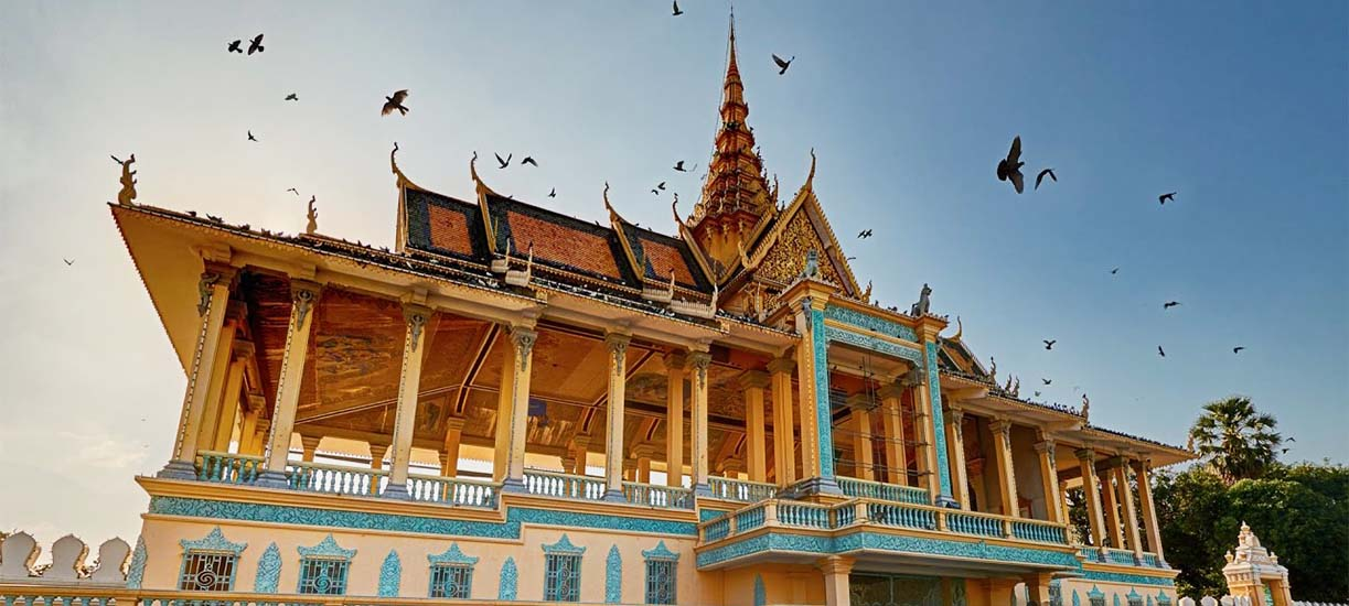 Royal Palace in Cambodia, Cambodia Vacations