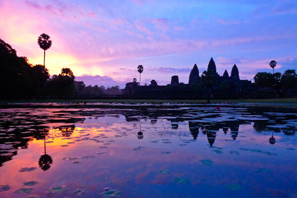Sunrise in Angkor Wat, Cambodia tours packages