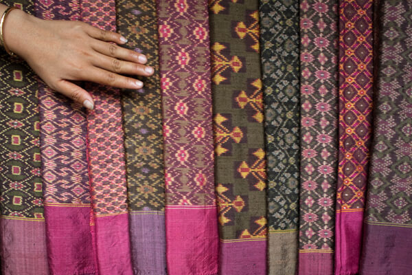 Textile and Batiks, Cambodia trip packages