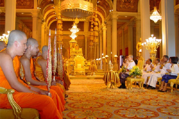 Throne Hall, Phnom Penh