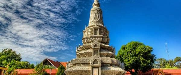 Silver Pagoda in Phnom Penh, Cambodia – Find to the Peace