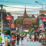 the town of Siem Reap, Siem Reap tours packages