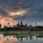 world wonder Angkor Wat, World wonder tour in Cambodia