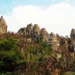 Phnom Bakheng Temple, Trips at Cambodia