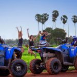 Quad Bike experience in Siem Reap