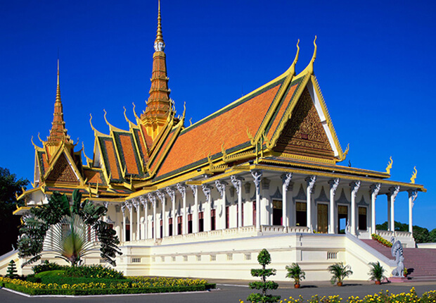 Top 10 Attractions in Phnom Penh