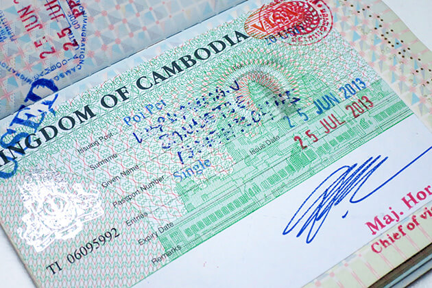 How to Get to Cambodia Visa? Cambodia Travel News