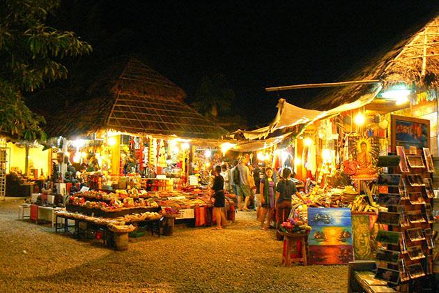 Angkor Night Market, Cambodia Tours