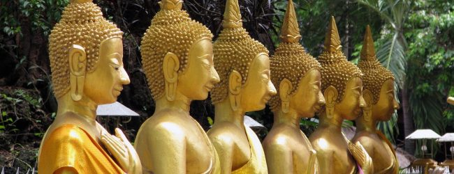 Religious in Indochina
