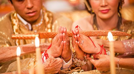 Cambodian Traditional Marriage Customs