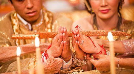 Cambodian Traditional Marriage Customs & 4 Wedding Ceremonies