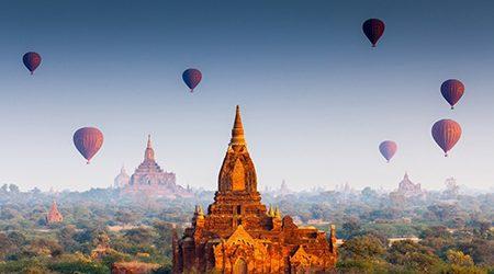 1st-Trip Myanmar Travel Destinations