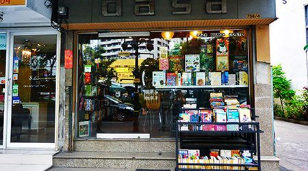 Top 8 Bookshops in Siem Reap