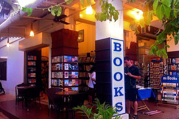 D's Books Siem Reap