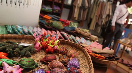Handicraft Shops in Phnom Penh