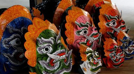Handicraft Shops in Siem Reap
