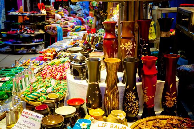 Shopping in Siem Reap