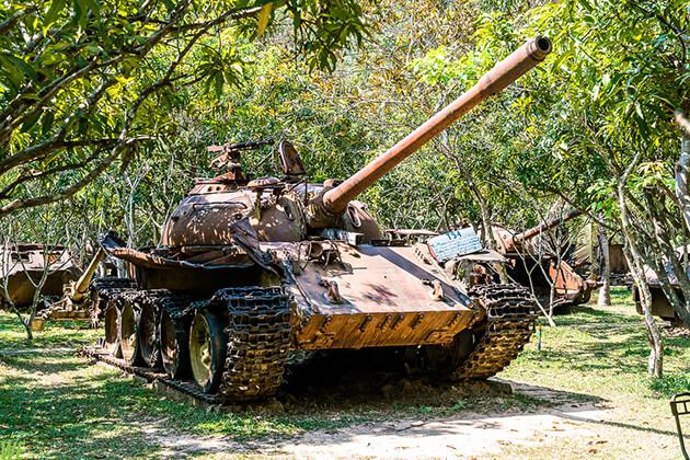 The War Museum Siem Reap