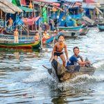 Tonle Sap Lake, Cambodia trips