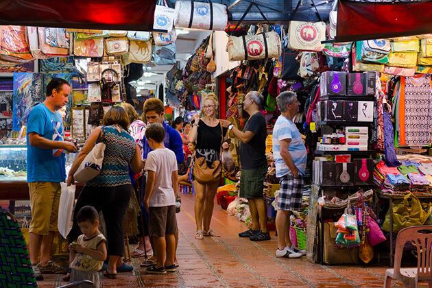 Vibrant Markets Siem Reap