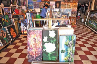 Art Galleries in Phnom Penh