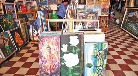 Art Galleries in Phnom Penh