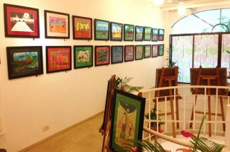 Art Galleries in Siem Reap