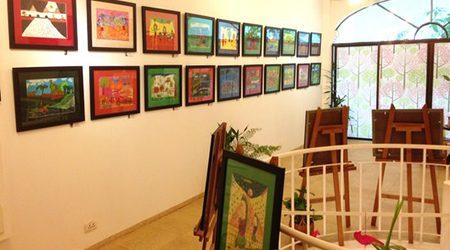Art Galleries in Siem Reap