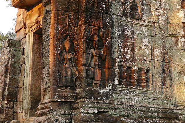 Khmer Ruins Cambodia