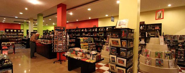 Phnom Penh Bookstores | Top 5 Bookshops in Phnom Penh