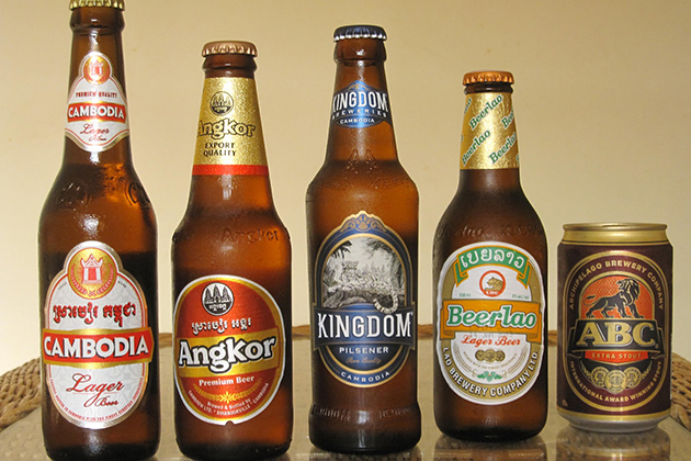 Cambodia Alcoholic Drinks