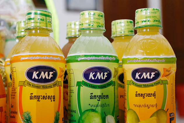 Cambodia soft drinks