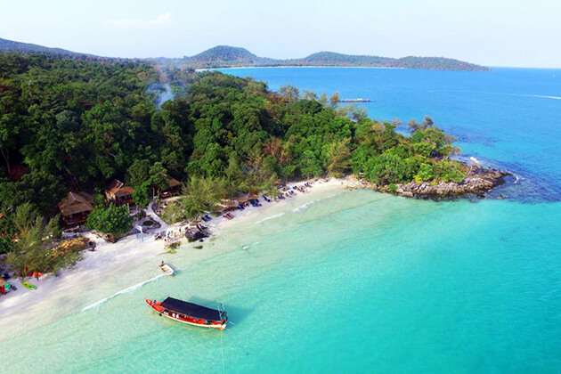 Koh Rong Island – Real Beach Paradise in Cambodia