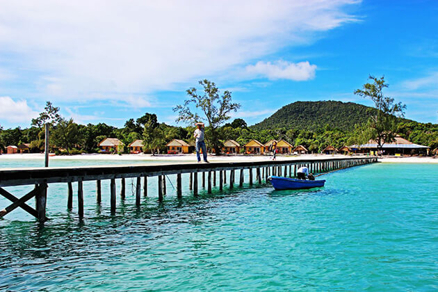 Koh Rong Island, Cambodia vacation packages