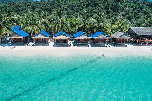 Koh Rong Island, Cambodia Tours
