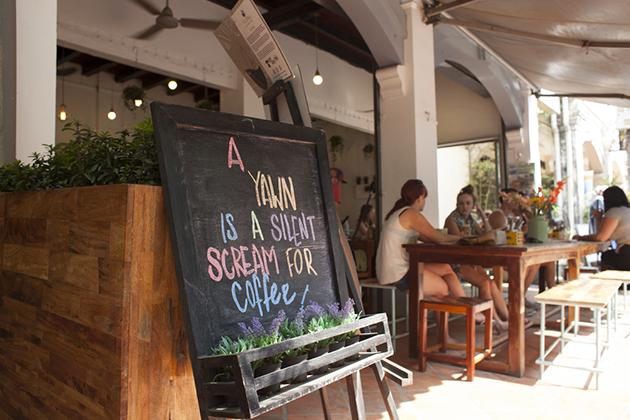 Sister Srey Coffee Siem Reap