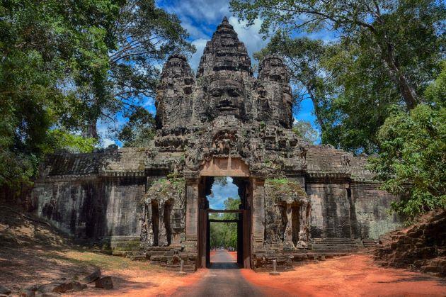 kiến trúc cambodian